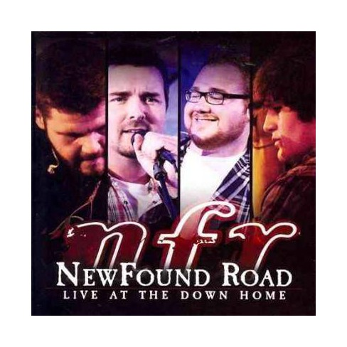 Newfound Road - Live at the Down Home * (CD) - image 1 of 1