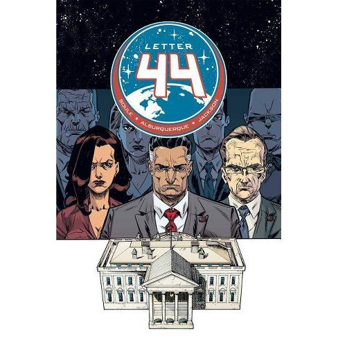 Letter 44 Vol. 1 - by  Charles Soule (Hardcover) - image 1 of 1