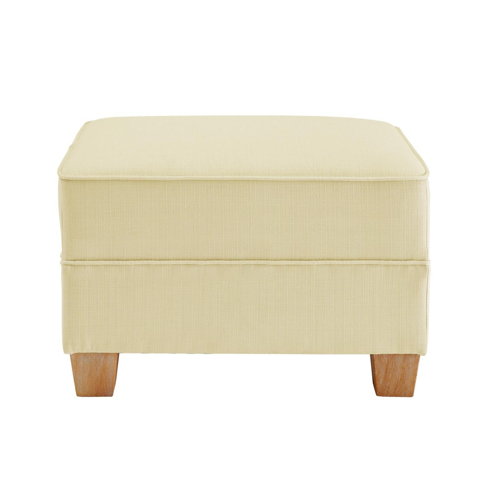 Image of Baby Relax Brennan Ottoman - Ivory