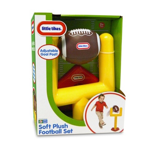 Little Tikes Soft Sports Football set - image 1 of 4