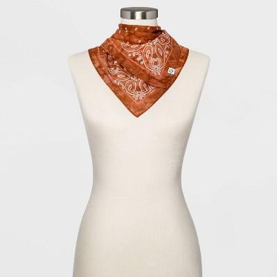 Women's Paisley Print Bandana - Universal Thread™ One Size