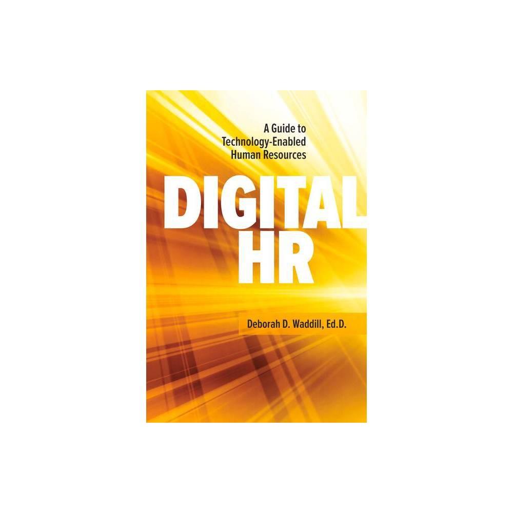 Digital Hr By Deborah Waddill Paperback