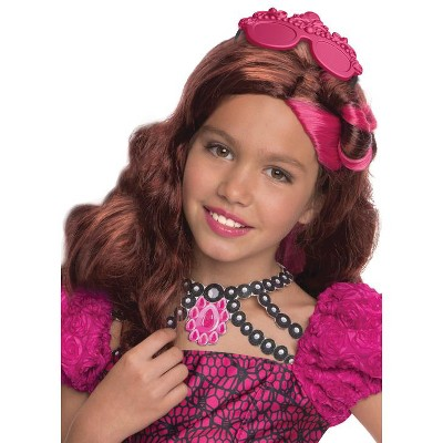 Ever After High Briar Beauty Child Wig
