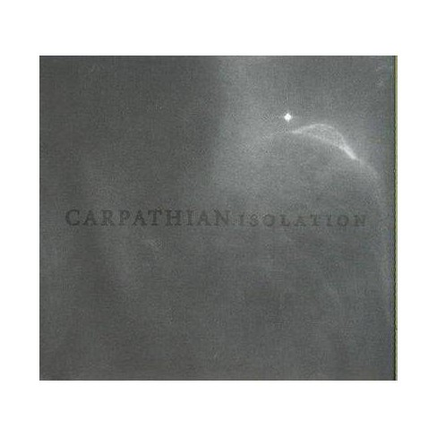 Carpathian; Glover, Danny - Isolation (CD) - image 1 of 1