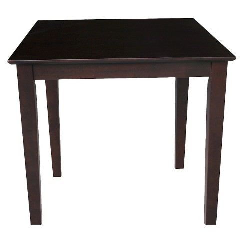 Solid Wood Dining Table - International Concepts - image 1 of 1