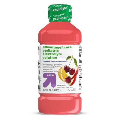Pediatric Electrolyte Drink - Cherry Punch - 1L - up & up™