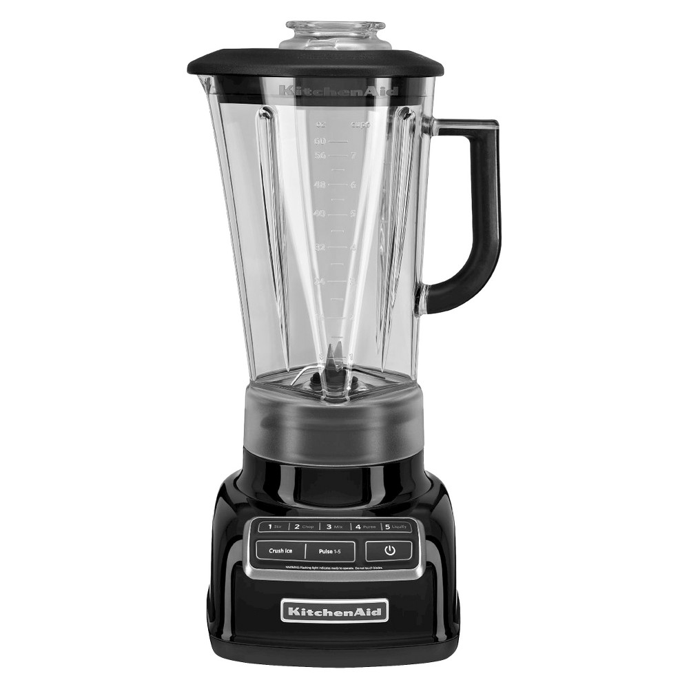 KitchenAid 5-Speed Diamond Blender – Ksb1575, Onyx Black 14872002