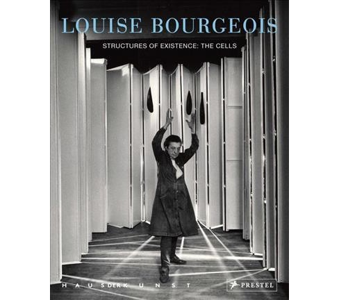 Louise Bourgeois : Structures of Existence: the Cells (Reprint) (Paperback) (Julienne Lorz) - image 1 of 1