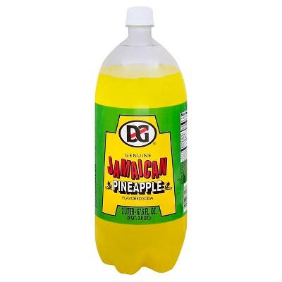 DG Pineapple 2 ltr