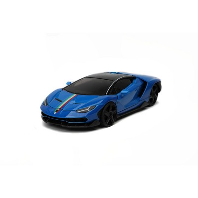 HyperSpec Lamborghini Centenario 1:24 Scale Die-Cast Vehicle - Blue