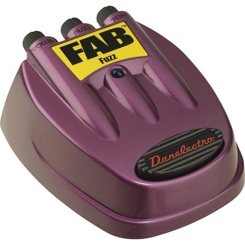 Danelectro D-7 FAB Fuzz Guitar Effects Pedal - image 1 of 1