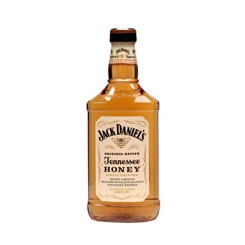 Jack Daniel's Tennessee Honey Whiskey - 375ml Bottle - image 1 of 1