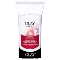 Deals on 90-Count Olay Regenerist Wet Facial Cleansing Wipes + $5 GC