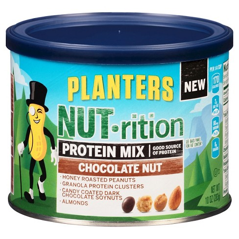 Planters NUT-rition Chocolate Almonds 10 oz - image 1 of 1