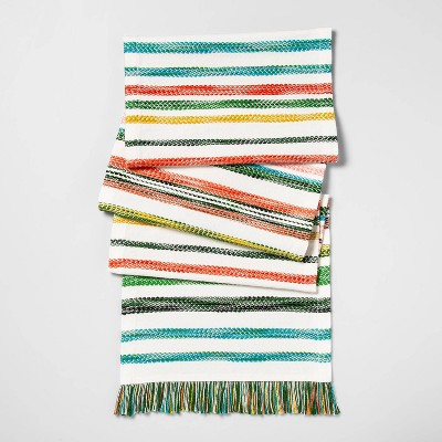 72 x14  Striped Table Runner - Opalhouse™