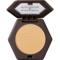 Burt's Bees 100% Natural Mattifying Powder Foundation - 1115 Sand - 0.3oz