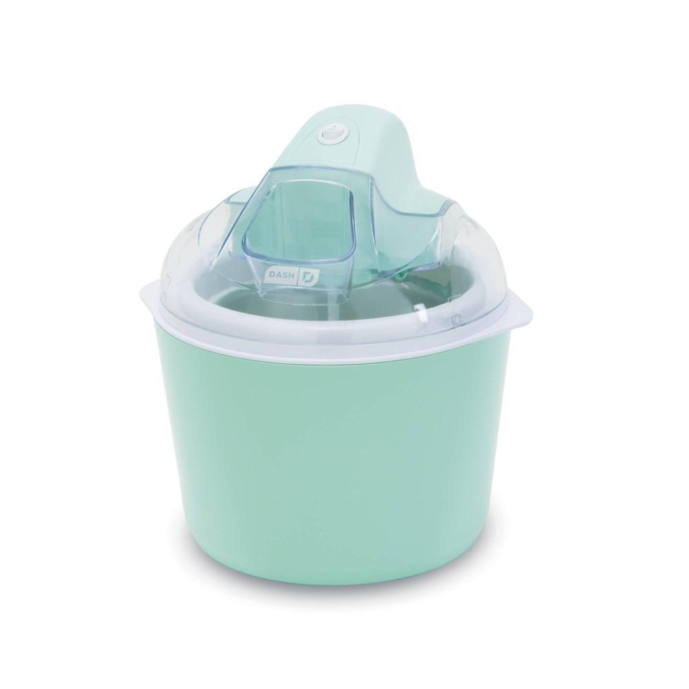 Image of Dash Deluxe Ice Cream Maker - Mint