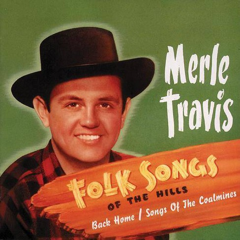 Merle Travis - Folk Songs of the Hills (CD) - image 1 of 1