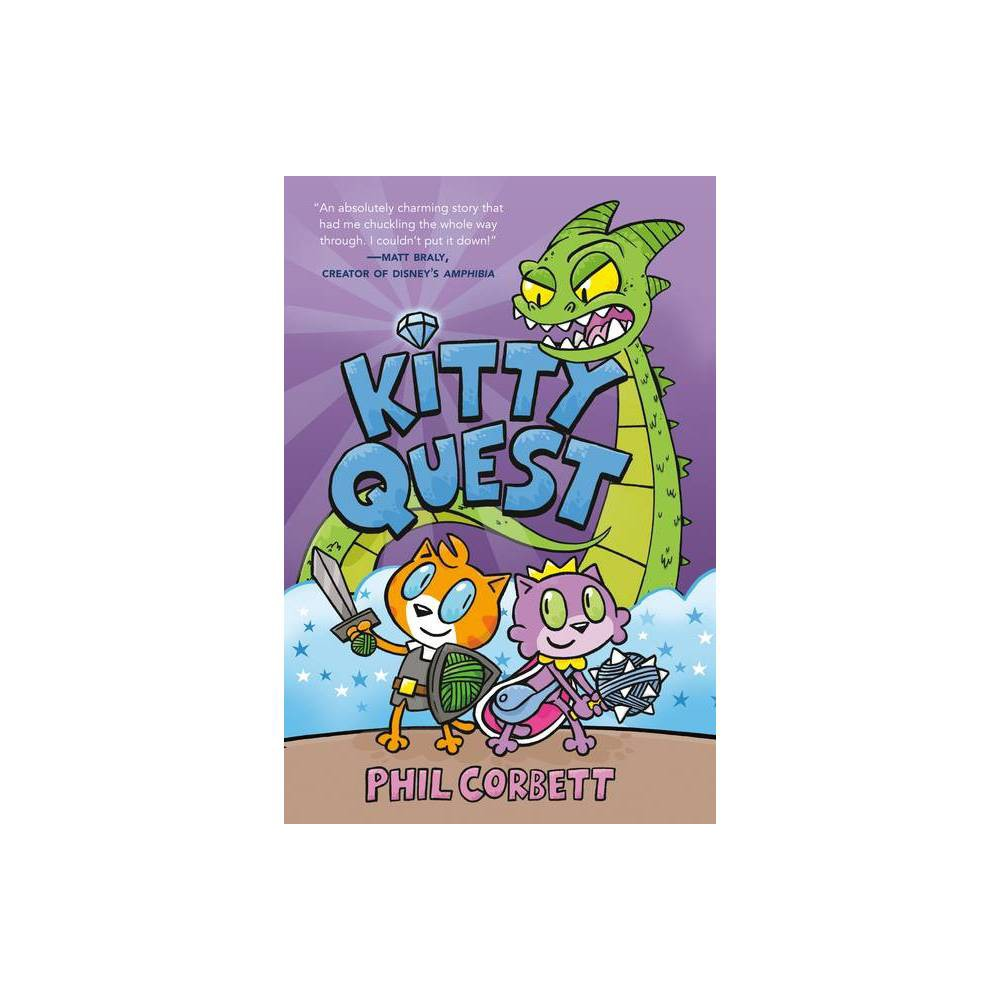Kitty Quest By Phil Corbett Paperback