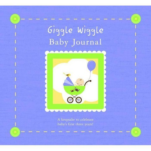Giggle Wiggle Baby Journal - by  Alex A Lluch (Mixed media product) - image 1 of 1
