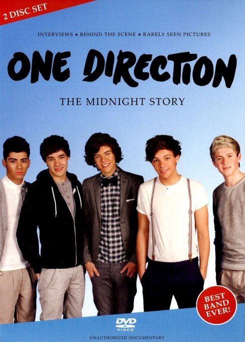 One Direction:Midnight Story (DVD) - image 1 of 1