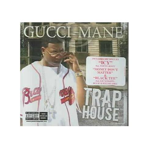 Gucci Mane - Trap House (PA) (CD) - image 1 of 1