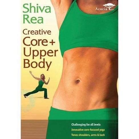 Shiva Rea: Creative Core & Upper Body (DVD) - image 1 of 1