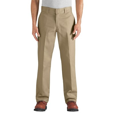 Dickies Men's FLEX Regular Fit Straight Leg Twill Multi-Use Pocket Work Pants