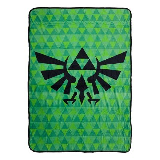 Nintendo Throw - Hyrule Crest