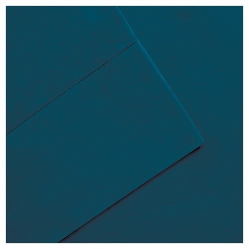 Liquid Cotton Pillowcases Teal 300 Thread Count - image 1 of 3