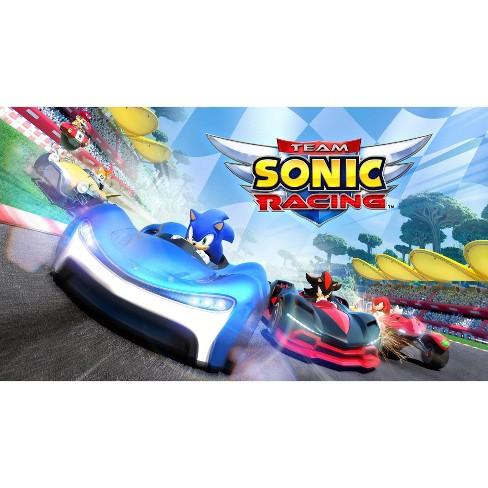 Team Sonic Racing - Nintendo Switch (Digital) - image 1 of 4
