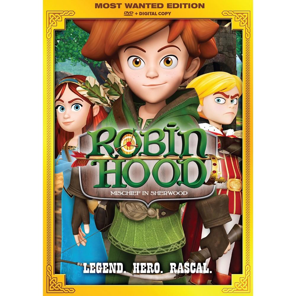 Robin Hood: Mischief in Sherwood (dvd_video)