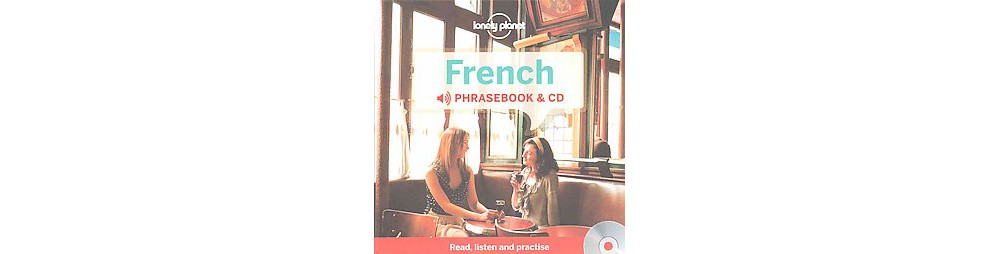 Lonely Planet French Phrasebook (Bilingual) (Paperback)