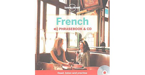 Lonely Planet French Phrasebook (Bilingual) (Paperback) - image 1 of 1