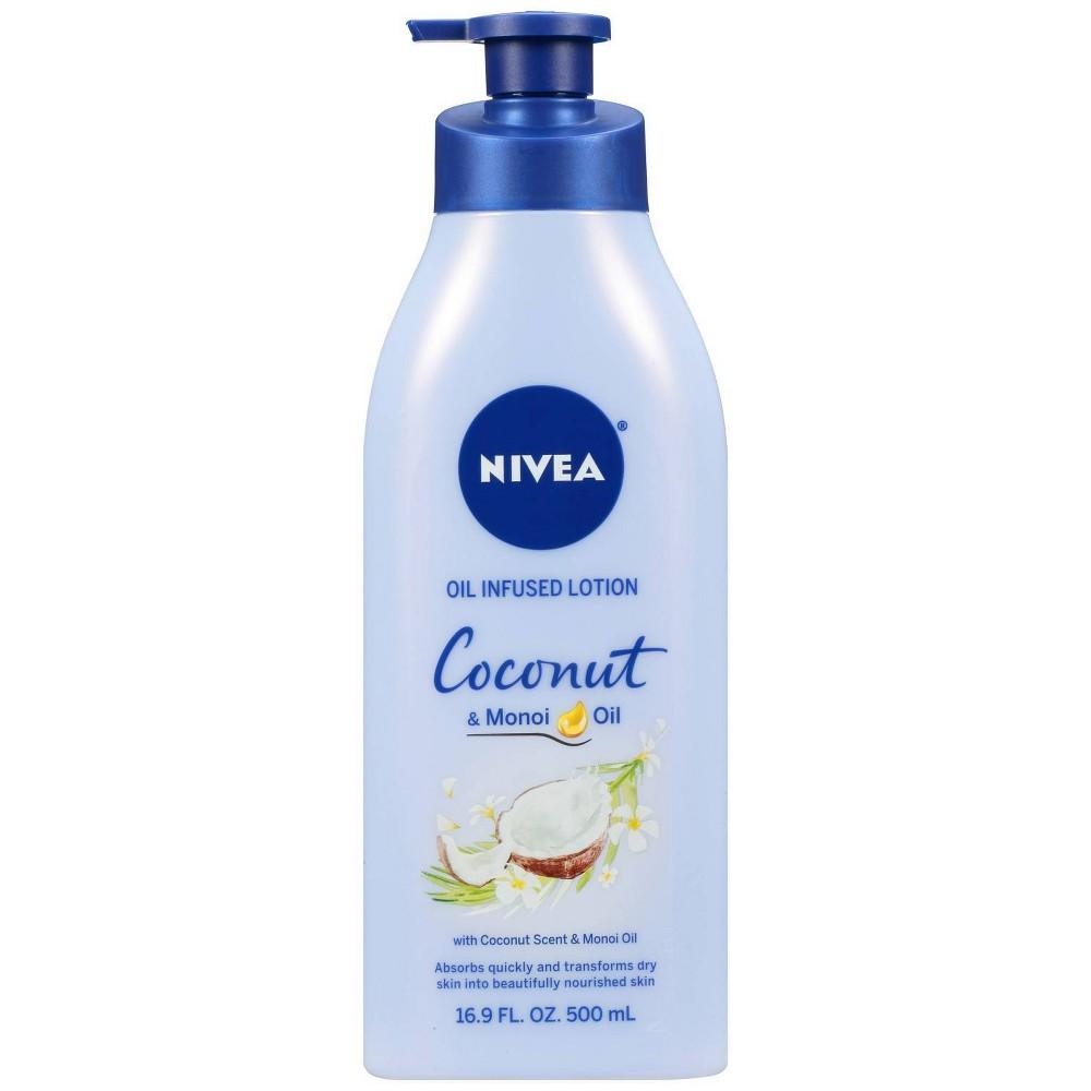 Image of Nivea Coconut And Monoi Oil Infused Lotion - 16.9 fl oz