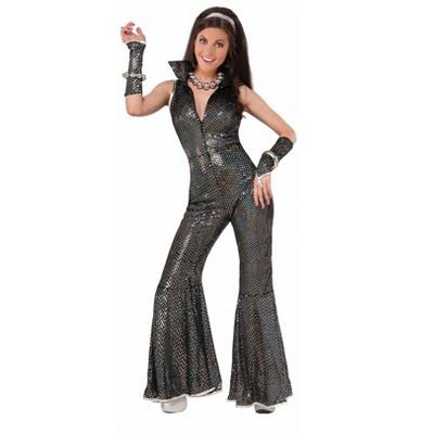 Forum Novelties Women's 70's Jumpsuit Costume