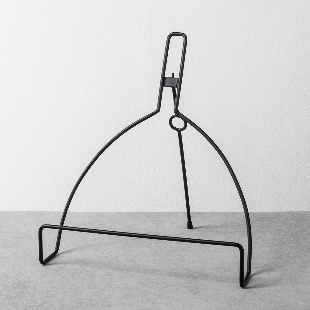 Image of Decorative Easel Black - Hearth & Hand with Magnolia