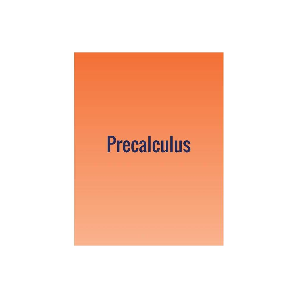 Precalculus By Jay Abramson Paperback