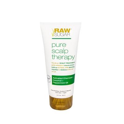 Raw Sugar Pure Scalp Therapy - 6.7 fl oz