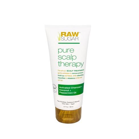 Raw Sugar Pure Scalp Therapy - 6.7 fl oz - image 1 of 4