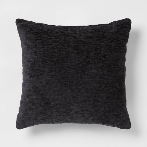 Chenille Pillow - Threshold™ - image 1 of 4