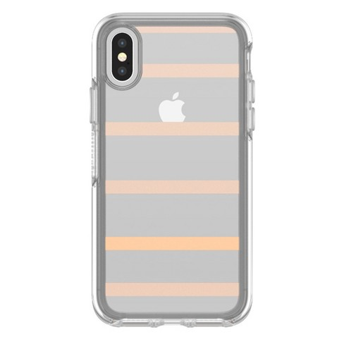 check out 038e2 ad510 OtterBox iPhone X Case Symmetry - Inside the lines