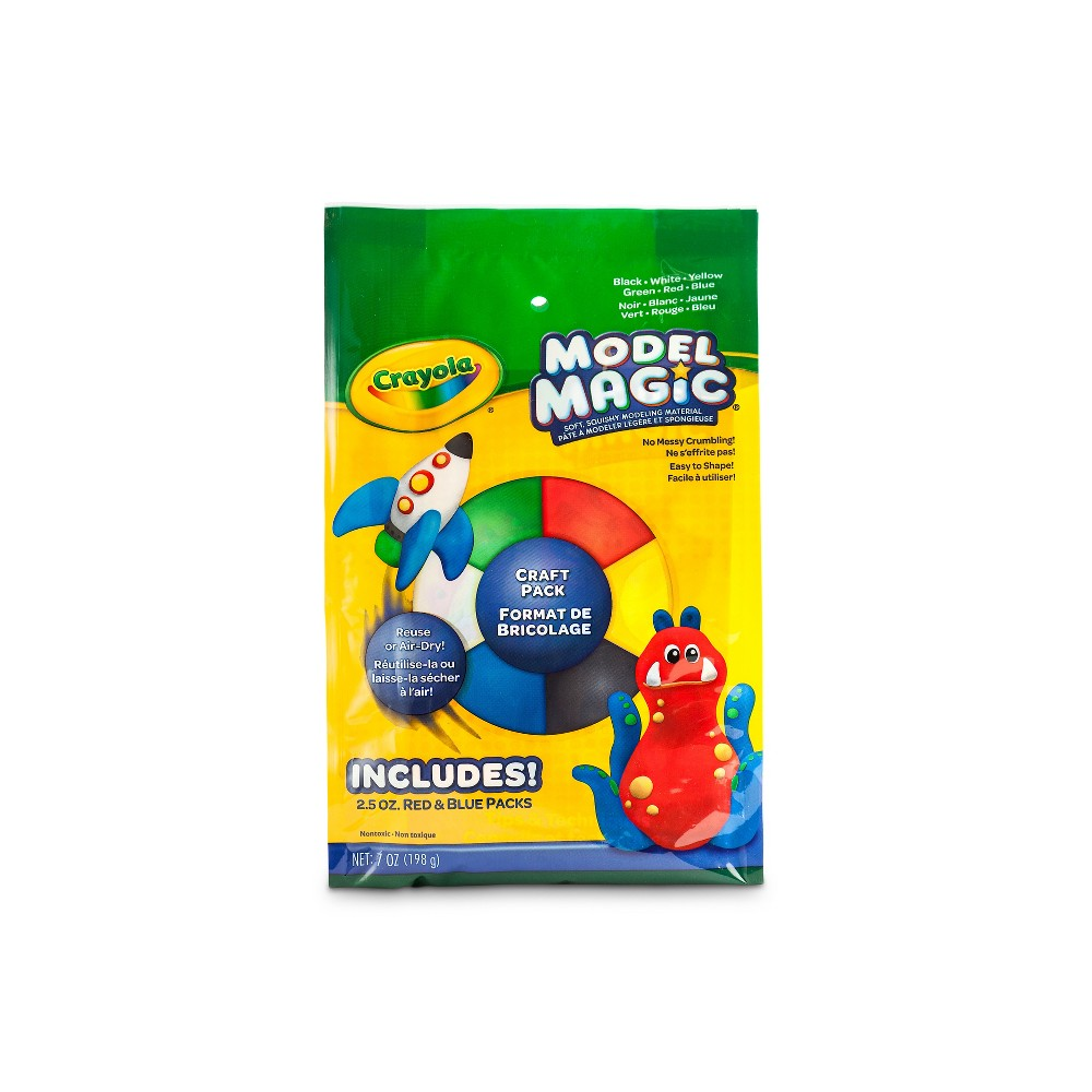Image of Crayola Model Magic Craft 6ct