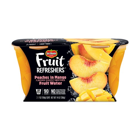 Del Monte Peaches in Mango Fruit Refreshers - 14oz - image 1 of 1