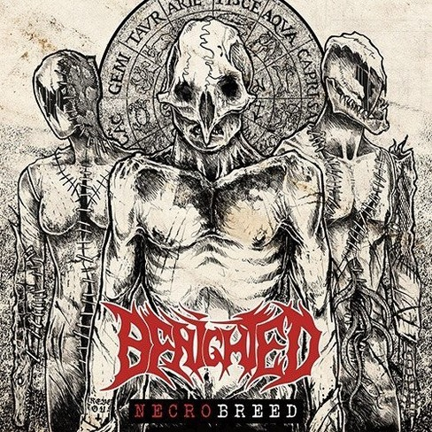 Benighted - Necrobreed (CD) - image 1 of 1