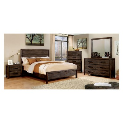 Iohomes Simones Rustic Bedroom Set - HOMES: Inside + Out