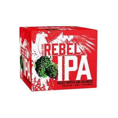 Samuel Adams Rebel IPA Beer - 12pk/12 fl oz Bottles