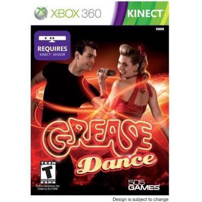 Grease Dance Xbox 360