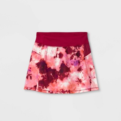 Girls' Stretch Woven Performance Skorts - All in Motion™