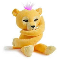 Fingerlings HUGS - Sam - Interactive Plush Lion By WowWee